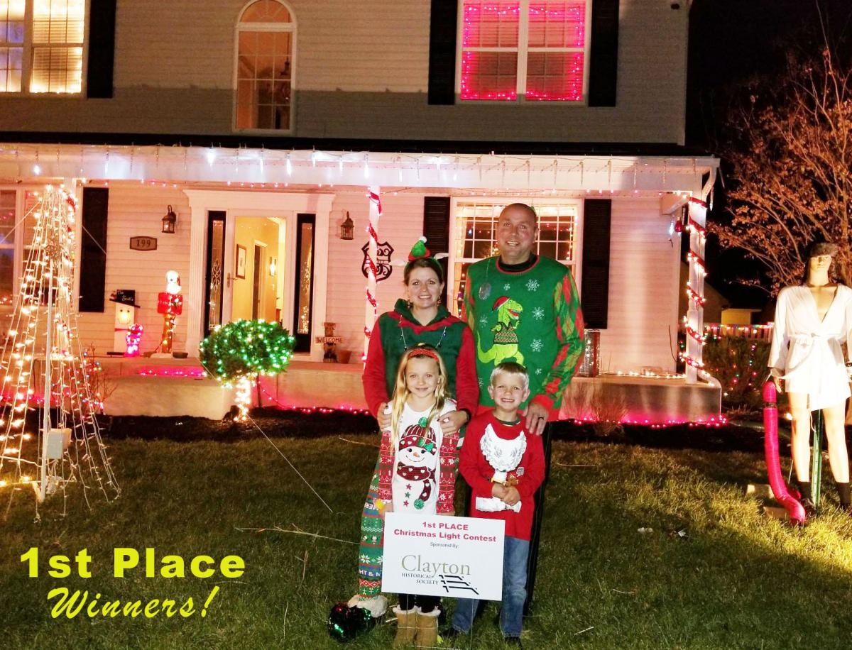 1st PlaceScott Family